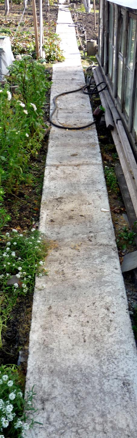 готовая садовая дорожка