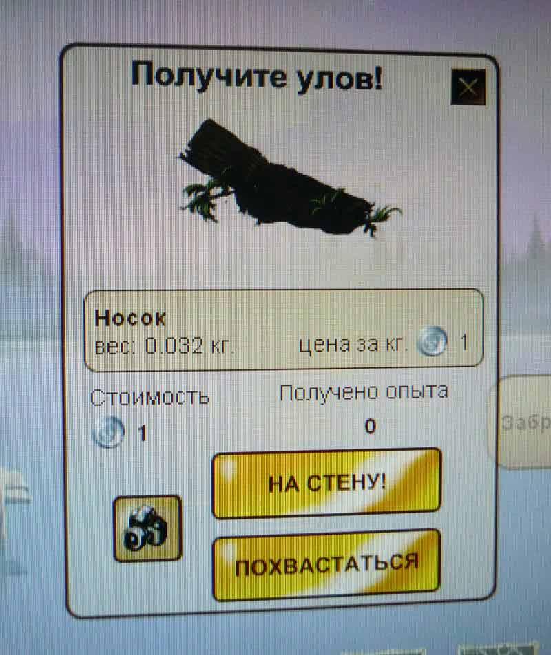 мусор_носок