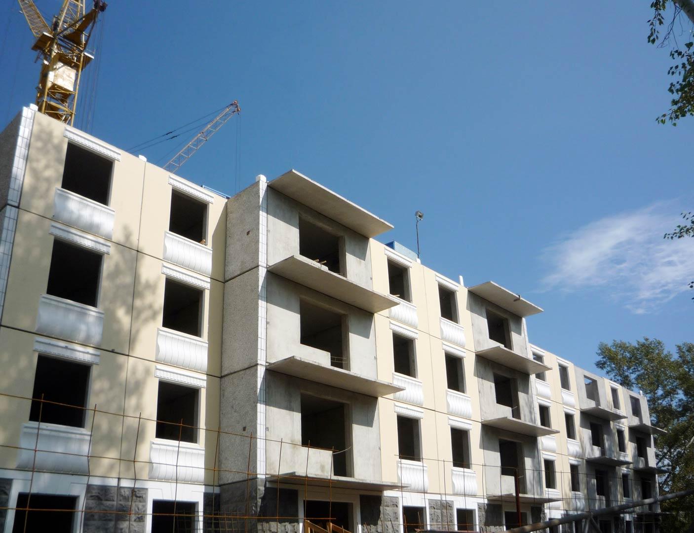 балконные плиты панельного дома