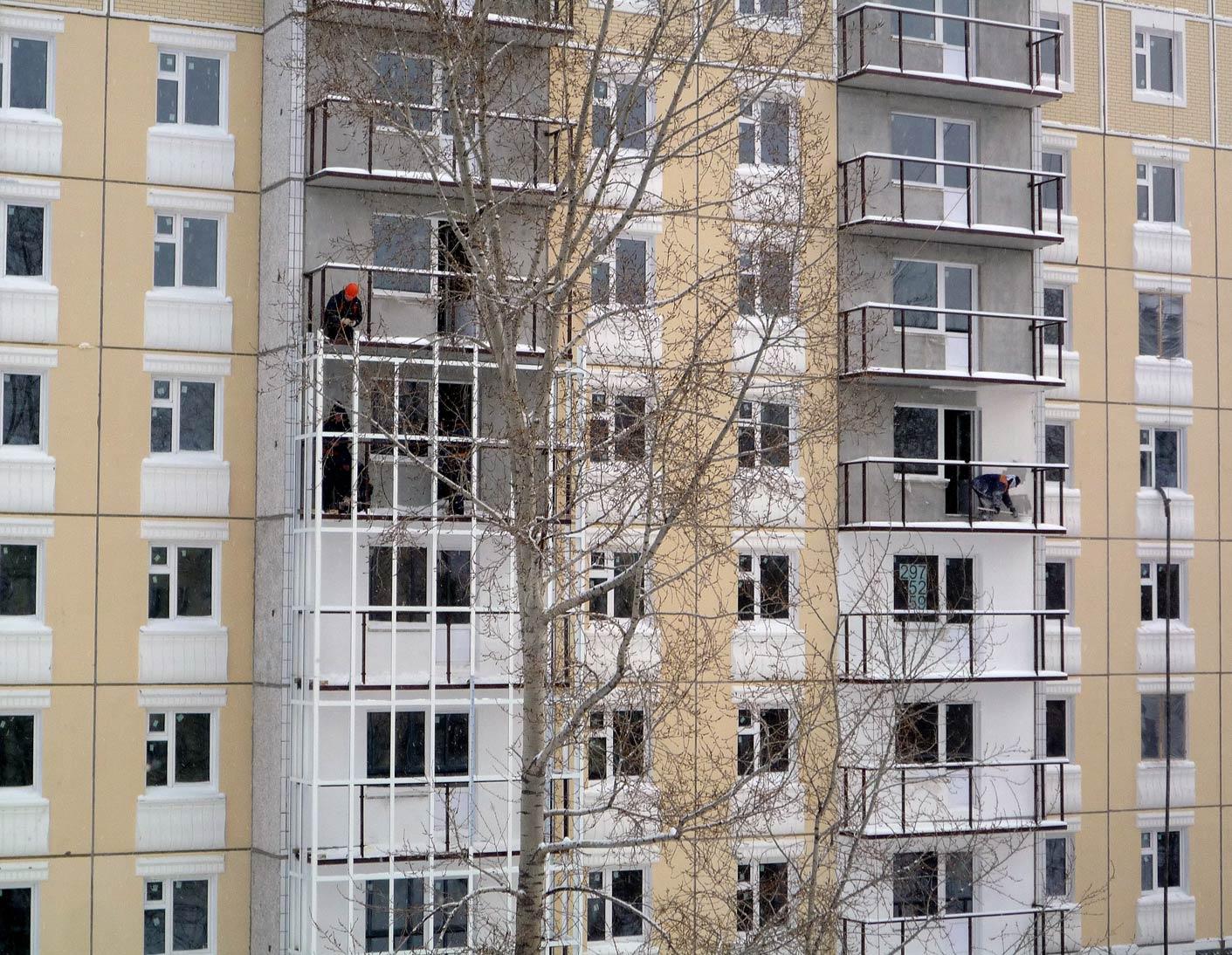 сварочные работы.Монтаж балконов