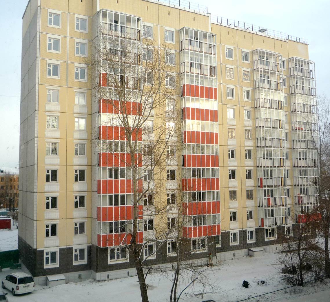 монтаж и остекление балконов